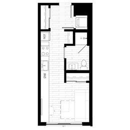 Rendering for Murphy 4 floor plan